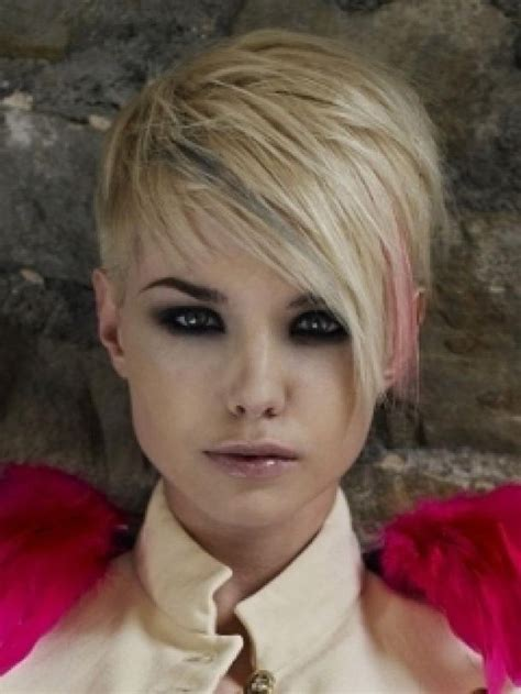 pixie cut with long fringe short hair pinterest long 20 best of short haircuts with long fringe