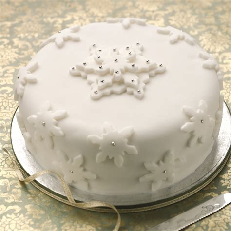 classic christmas cake baking mad
