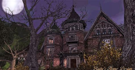 My Sims 3 Blog Gothic Mansion By Ruby Red my sims 3 blog gothic mansion by ruby red