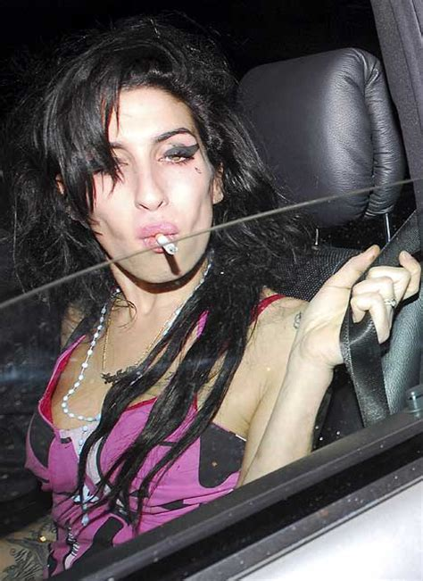Not Winehouse Smokin i want you back winehouse s terrified begs