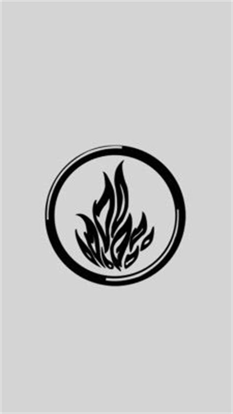 dauntless tattoo quiz black divergent logo simple png by sashi0 d556a1a png