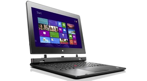 Lenovo Thinkpad Helix 36984su lenovo thinkpad helix an improved tablet for business