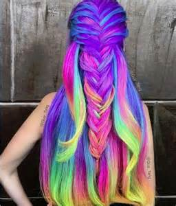 rainbow hair color pictures top 8 hairstyle color ideas hairstyle mag
