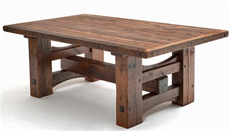 barnwood dining table rustic wood dining table beam tables