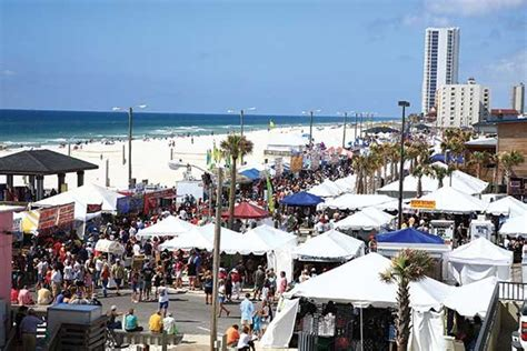Gulf Shores Alabama: From Music To Mullets   BoatUS Magazine