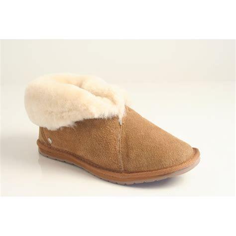 australian shearling slippers emu australia emu australia style quot talinga quot chestnut