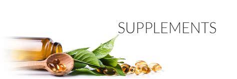 Vitamin Suplement Banner supplements