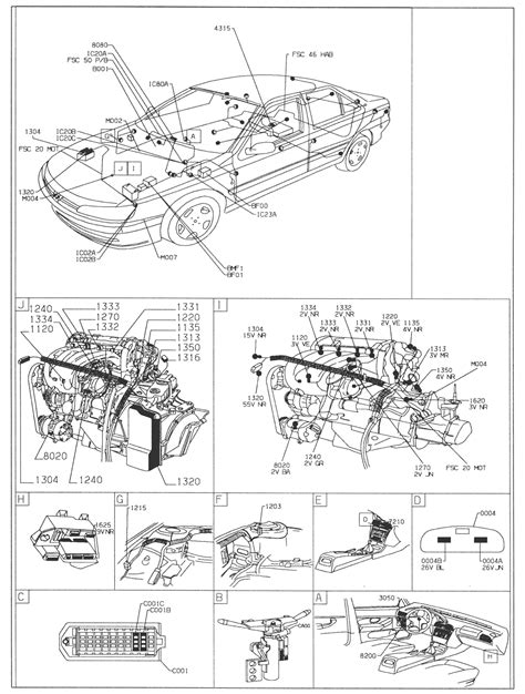 peugeot 406 a c wiring diagram wiring diagram with