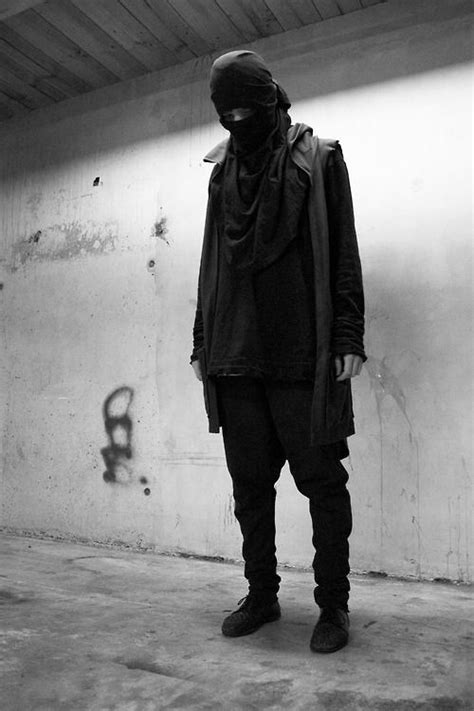 80 best NINJA GOTH /New Dark Wave/ BLVCK Fashion images on