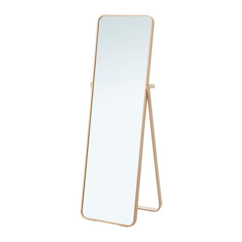 spiegel stand ikornnes standspiegel ikea