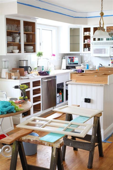 smart kitchen renovation ways to change your cabinets when you can t afford a major kitchen remodel paint is
