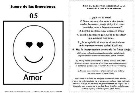 dos imagenes a pdf juegos para bajar trabajando las capacidades emocionales