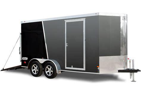 rugged cing trailers 2018 haulmark tstv7x16wt2 enclosed cargo trailer drw performance billings mt trailer dealer
