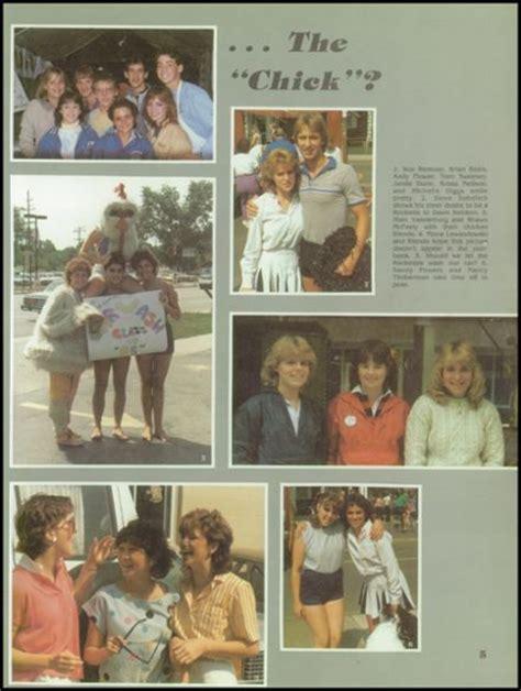 plymouth canton salem high school explore 1985 plymouth salem high school yearbook canton