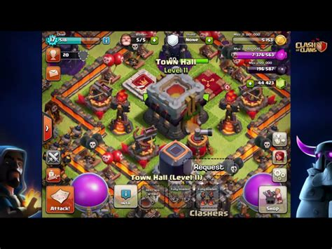 download game coc supercell mod big clash of clans update announced by supercell