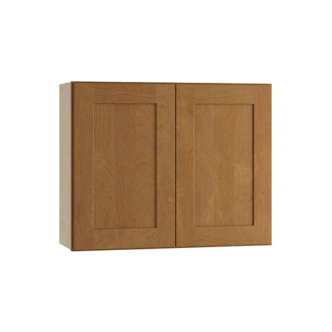 Home Decorators Collection Kitchen Cabinets Home Decorators Collection Hargrove Assembled 36x24x12 In Door Wall Kitchen Cabinet In