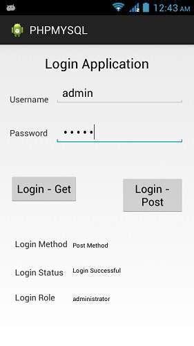 tutorial android json php mysql android php mysql exle acordo coletivo cidadania