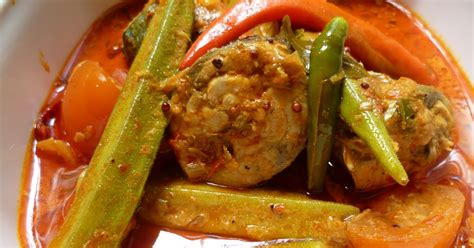 watties homemade kari ikan merah