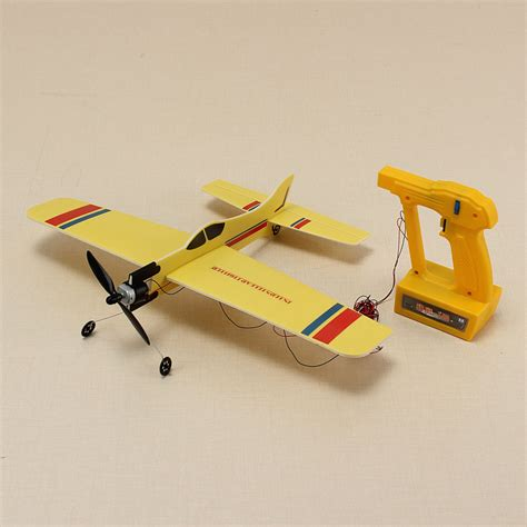 Electric Planes Pull The Other One by Assembly Electric Wire Aircraft Diy Model Plane