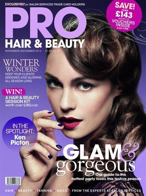 Magazine Makeover by Makeup Artist For Pro Hair Magazine