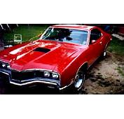 Mercury Cyclone GT Hardtop Red Fvl 1970  Picture