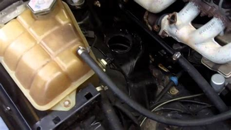 on board diagnostic system 1993 mercedes benz 300se auto manual starting the 300se with no egr valve youtube