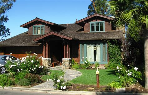 mission style house palos verdes daily photo pv craftsman in valmonte