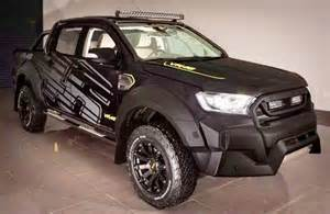 2017 ford ranger vr46 edition review new ford redesign