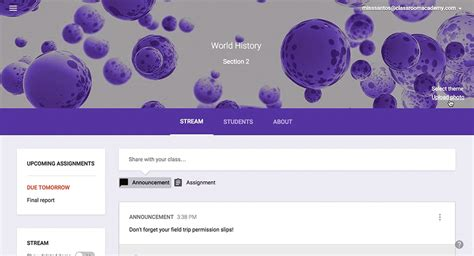 themes for google mobile google classroom introduces themes and mobile app