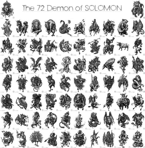 book of demons names and pictures 25 best ideas about demonology on mythology