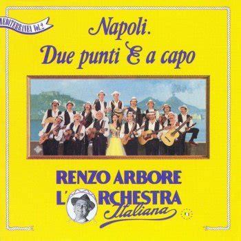 aumm aumm testo renzo arbore e l orchestra italiana aummo aummo