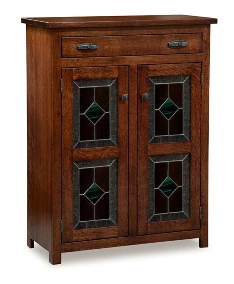 mission style liquor cabinet mission pie safes greene s amish furniture dining room