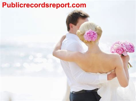 Background Check Marriage Records Ordering Michigan Marriage Records Way To Access Information Prlog