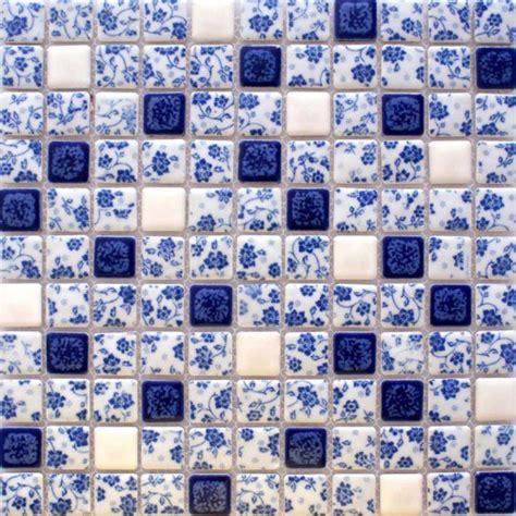 porcelain tile mosaic tiles glazed ceramic tile bathroom blue and white porcelain tile kitchen backsplashes glazed