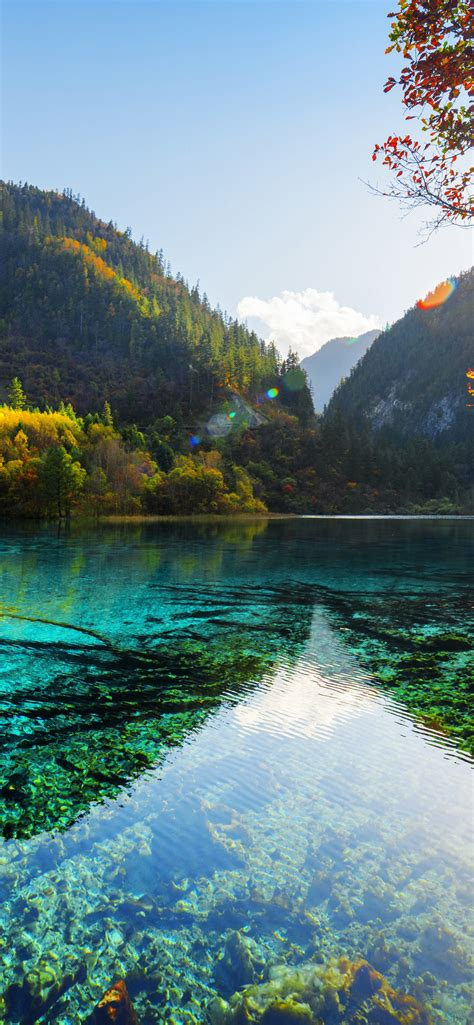 lake ultra hd  iphone xs max hd  wallpapers