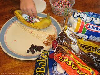 is banana boat gluten free gluten free banana boats recipe