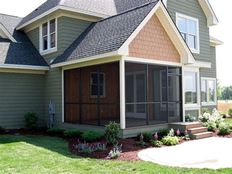 Patio Screening Systems by Screen Porch Addition Studio Design Gallery Best