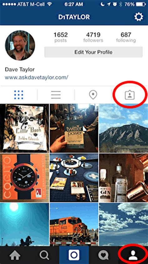 How To Find On Tagged How To Untag Yourself From Photos On Instagram Ask Dave