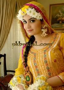 mehndi dresses pakistani wedding dressess party