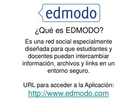tutorial de edmodo red social para intercambiar qu 233 es edmodo