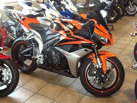 honda cbr600rr for sale 2008 honda cbr600rr sportbike for sale on 2040 motos