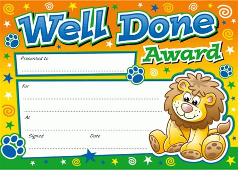 well done certificate template professional and high quality templates part 3