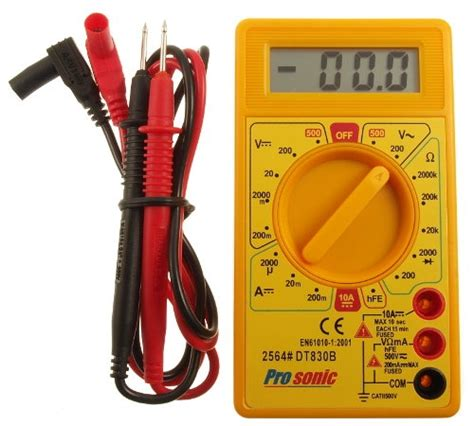 Multimeter Digital Murah harga multitester digital murah pusat alat ukur digital