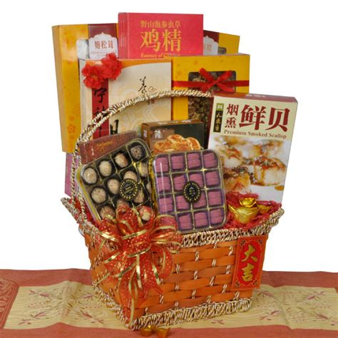 new year basket advancement new year her basket
