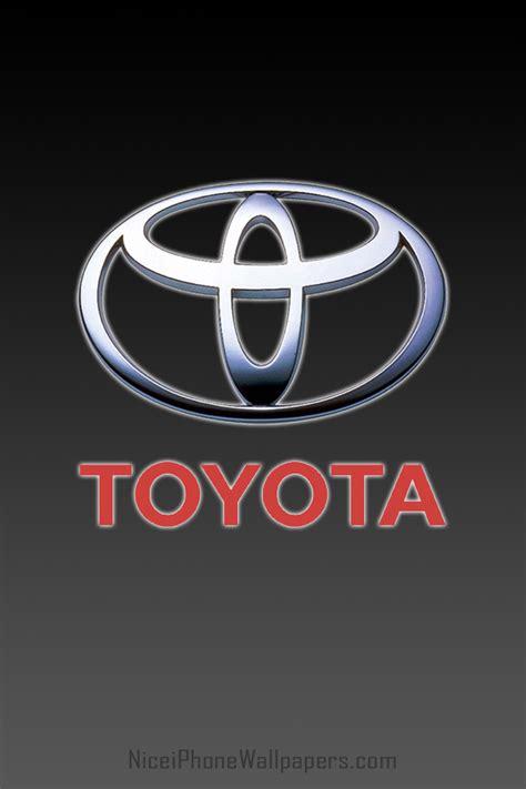 Toyota Wallpaper Toyota Logo Wallpaper Wallpapersafari