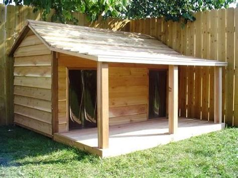 extra large dog houses two dogs 30 awesome dog house diy ideas indoor outdoor design photos
