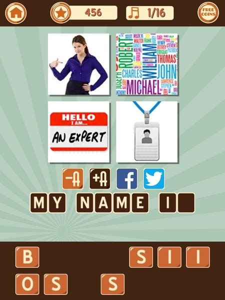 supplement 8 10 handout brain teasers 4 pics 1 song cheats answers solutions level 9 1 16