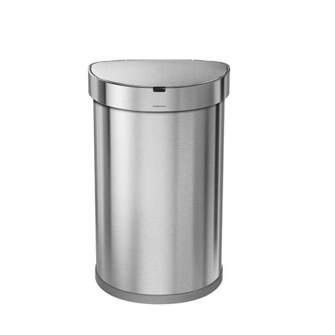 Home Depot Kitchen Trash Cans Trash Recycling Cans Kitchen Organization Kitchen