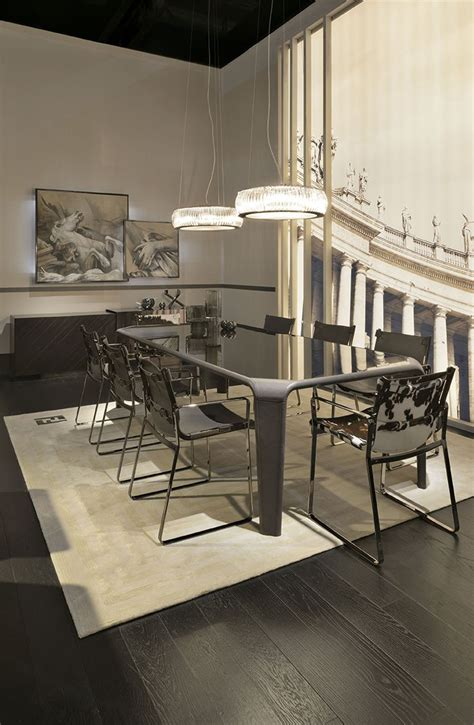 Living Spaces Dining Room Chairs Fendi Casa Contemporary Collection S Serengeti Table Is For You Office Or For You Dining