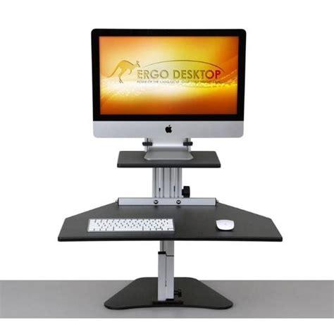 ergo desktop mymac kangaroo standing desk converter